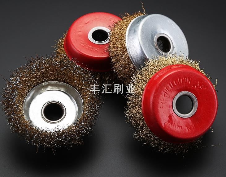角磨机碗型钢丝轮