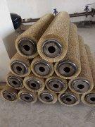 工业钢丝刷辊