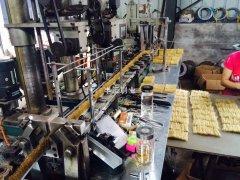钢丝刷生产车间