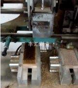 钢丝板刷栽毛