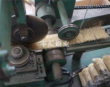 钢丝刷排丝